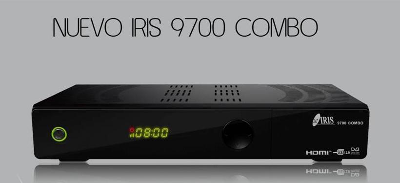 Características principales para elegir el decodificador Iris 9700 HD