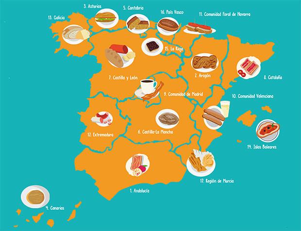 5 curiosidades de interés sobre España