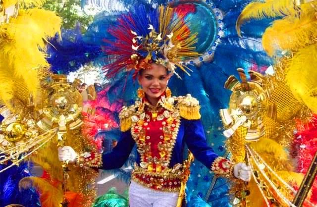 El carnaval del Calipso en Callao